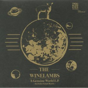 WINELAMBS, The - A Genuine World EP (feat Grant remix)