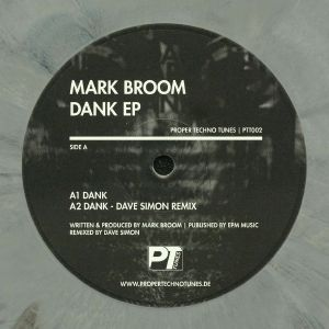 BROOM, Mark - Dank EP