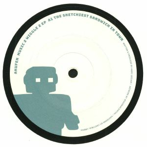 AKUFEN - Music 2 Wiggle 2 EP