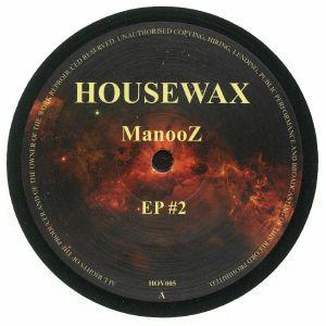 MANOOZ/AGNES - EP #2