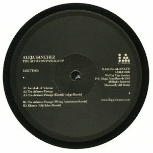 SANCHEZ, Aleja - The Acheron Passage EP