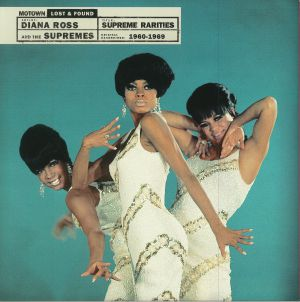 ROSS, Diana & THE SUPREMES - Supreme Rarities: Motown Lost & Found 1960-1969