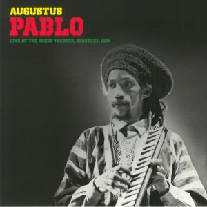 PABLO, Augustus - Live At The Greek Theatre Berkeley 1984 (Record Store Day 2018)