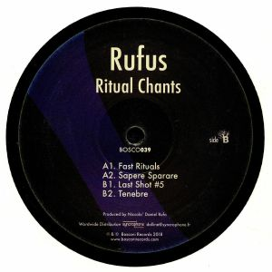 RUFUS - Ritual Chants