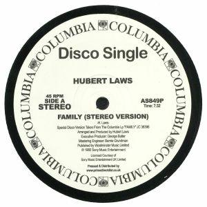 LAWS, Hubert - Family (reissue)