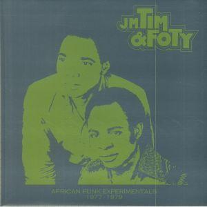 JM TIM & FOTY - African Funk Instrumentals 1977-1979