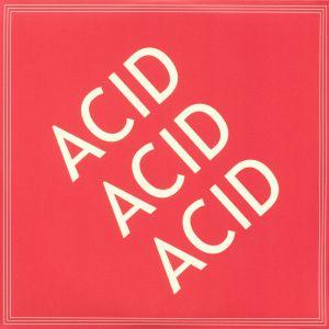 TIN MAN - Acid Acid Acid (reissue)