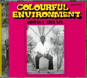 ADELAJA, Gboyega - Colourful Environment (reissue)