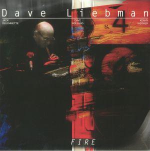 LIEBMAN, Dave - Fire