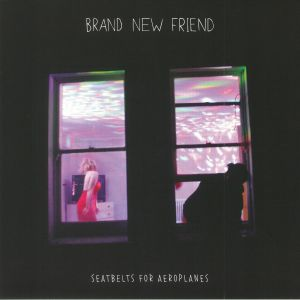 BRAND NEW FRIEND - Seatbelts For Aeroplanes
