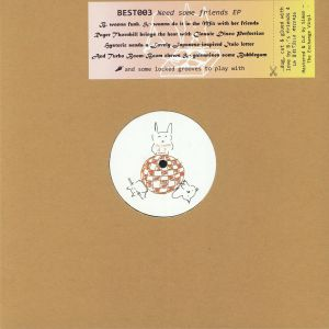 THORNHILL, Roger/HYSTERIC/TURBO BOOM BOOM/BAERLZ - Need Some Friends EP