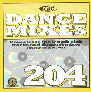 VARIOUS - Dance Mixes 204 (Strictly DJ Only)