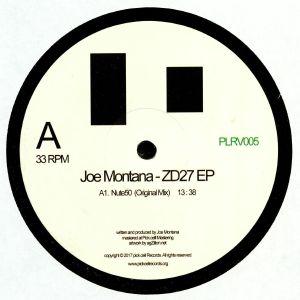 MONTANA, Joe - ZD27 EP