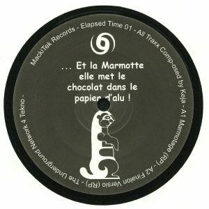 KEJA - Et La Marmotte Elle Met Le Chocolat Dans Le Papier D'Alu!