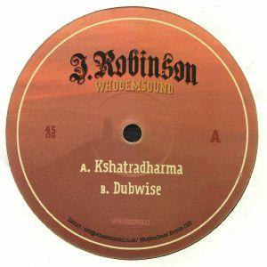 ROBINSON, J - Kshatradharma