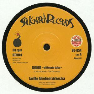 JARIBU AFROBEAT ARKESTRA - Bomb