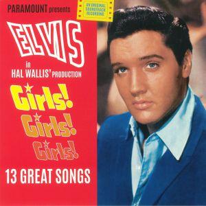 PRESLEY, Elvis - Girls! Girls! Girls! (Soundtrack)