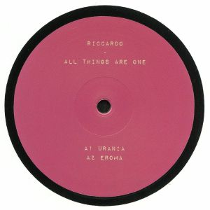 RICCARDO - All Things Are One