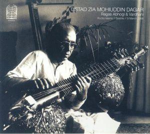 USTAD ZIA MOHIUDDIN DAGAR - Ragas Abhogi & Vardhani: Rudra Veena Seattle 9 March 1986