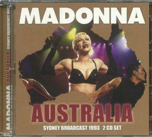 MADONNA - Australia: Sydney Broadcast 1993