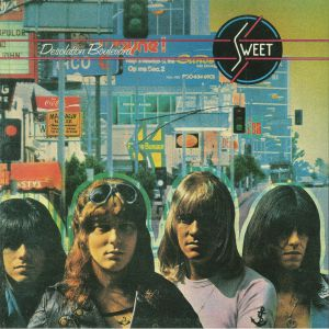 SWEET, The - Desolation Boulevard (reissue)