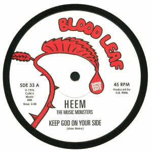 HEEM THE MUSIC MONSTERS - Keep God On Your Side
