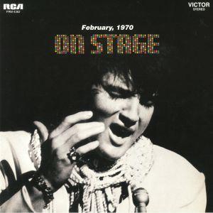PRESLEY, Elvis - On Stage: February 1970 (reissue)