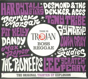 VARIOUS - This Is Trojan: Boss Reggae