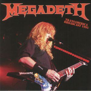 MEGADETH - Transamerica Broadcast 1995