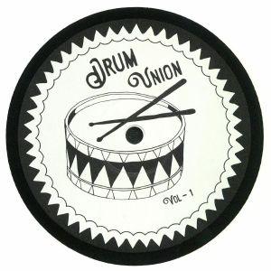 LOOK LIKE/MANUEL FISCHER/WAH CHU KU/MITSUBISHI GALAXY - Drum Union Vol 1