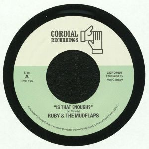 RUBY & THE MUDFLAPS - Is That Enough?