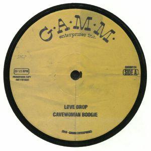 LOVE DROP - Cavewoman Boogie