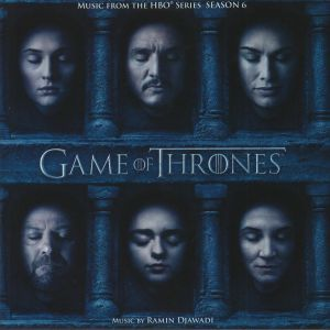 DJAWADI, Ramin - Game Of Thrones Season 6 (Soundtrack) (reissue)