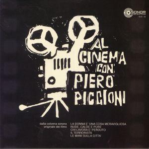 PICCIONI, Piero - Al Cinema Con Piero Piccioni