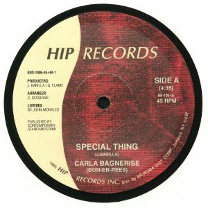 BAGNERISE, Carla - Special Thing (reissue)
