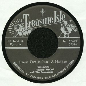 SENSATIONS, The/TOMMY McCOOK & THE SUPERSONICS/WINSTON WRIGHT - Everyday Is Just A Holiday