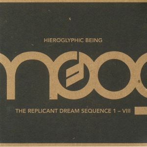 HIEROGLYPHIC BEING - The Replicant Dream Sequence: Blue PA14 Series