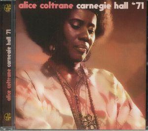 COLTRANE, Alice - Carnegie Hall '71