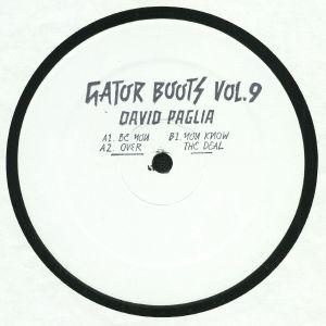 PAGLIA, David - Gator Boots Vol 9
