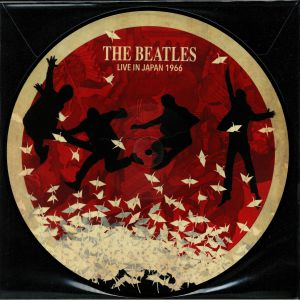 BEATLES, The - Live In Japan 1966
