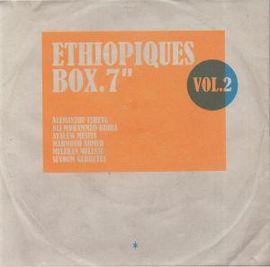 VARIOUS - Ethiopiques Box 7