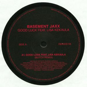 BASEMENT JAXX feat LISA KEKAULA - Good Luck