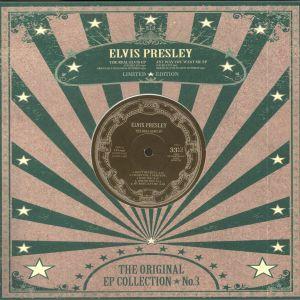 PRESLEY, Elvis - The Original US EP Collection No 3