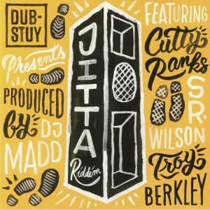 SR WILSON/CUTTY RANKS/TROY BERKLEY/DJ MADD - Jitta Riddim