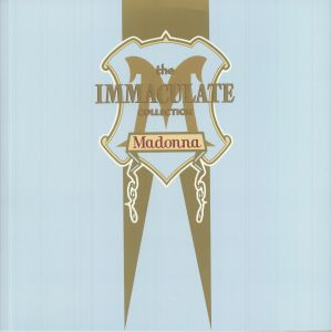 MADONNA - The Immaculate Collection (reissue)