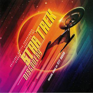 RUSSO, Jeff - Star Trek: Discovery Season 1 Chapters 1&2 (Soundtrack)