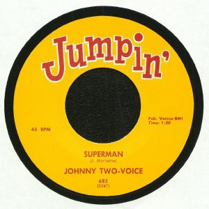 JOHNNY TWO VOICE/GOOGIE RENE - Superman