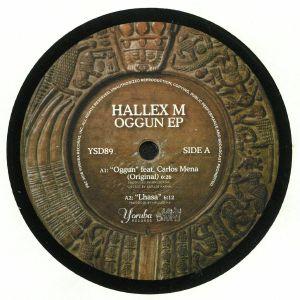HALLEX M - Oggun EP