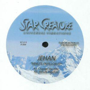 JEHAN - Minute Papillon EP