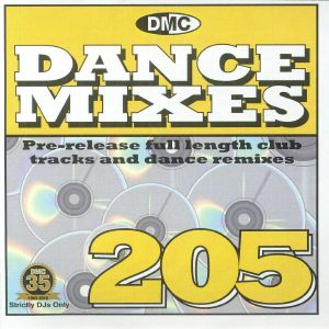 VARIOUS - Dance Mixes 205 (Strictly DJ Only)